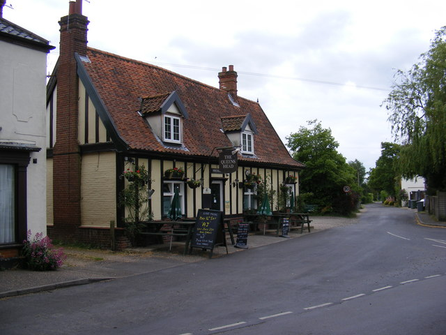 The Queens Head Public House