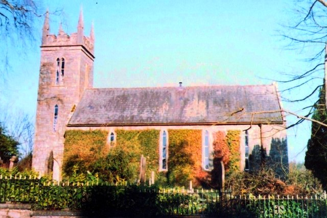 St Caimin's Church of Ireland, Mountshannon