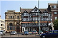 TG5207 : The Star Hotel and Nat West Bank, Great Yarmouth by Glen Denny