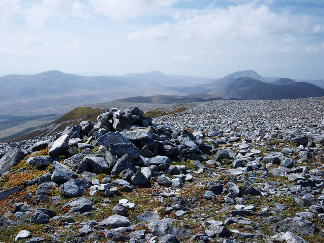 Cairn, Muckish Mountain