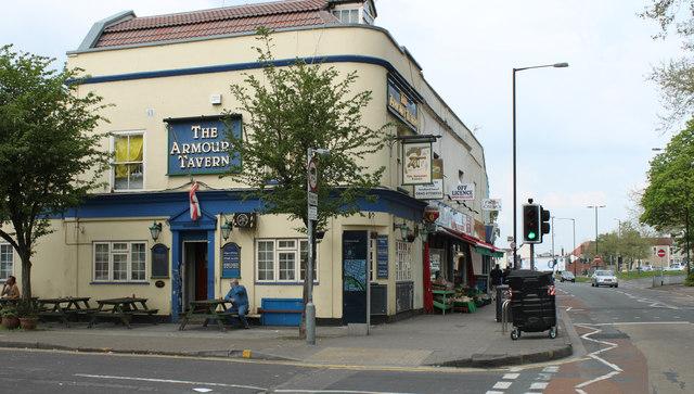 2011 The Armoury Tavern Easton 169 Maurice Pullin Cc