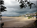 SD4578 : A blustery day at Arnside : Week 19