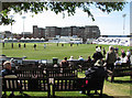 TQ2905 : The County Ground, Hove by John Sutton