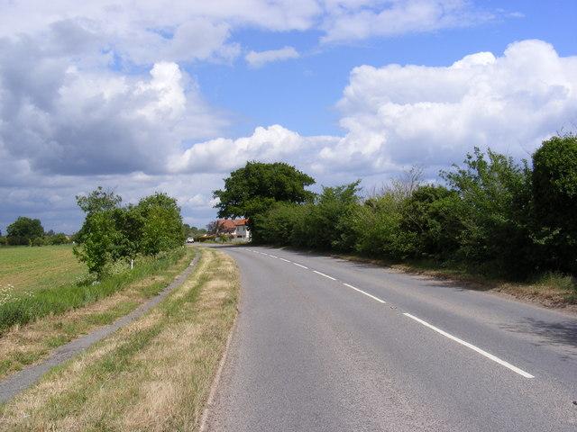 B1438 Yarmouth Road