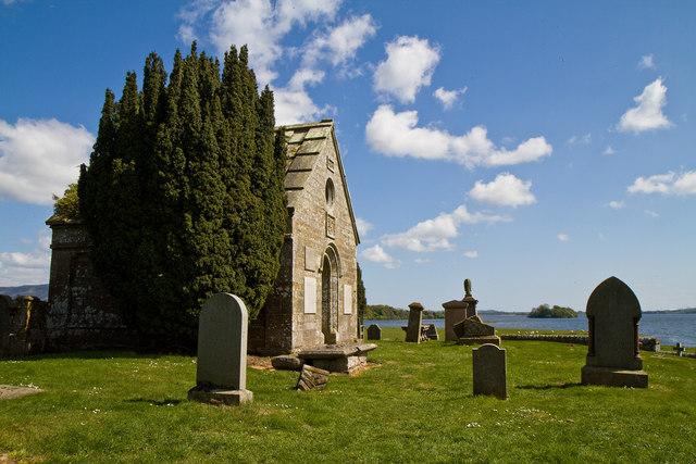Cemetery, Kinross