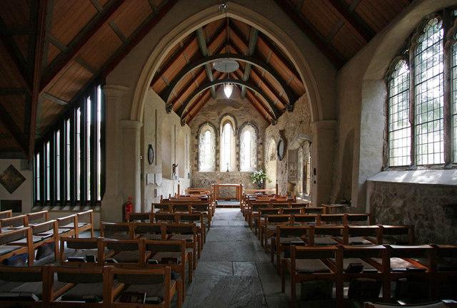 St Mary, Church Road, Barnes - Chapel