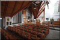 TQ2276 : St Mary, Church Road, Barnes - Interior by John Salmon