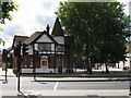 TQ2284 : Willesden Green Old Library by David Hawgood