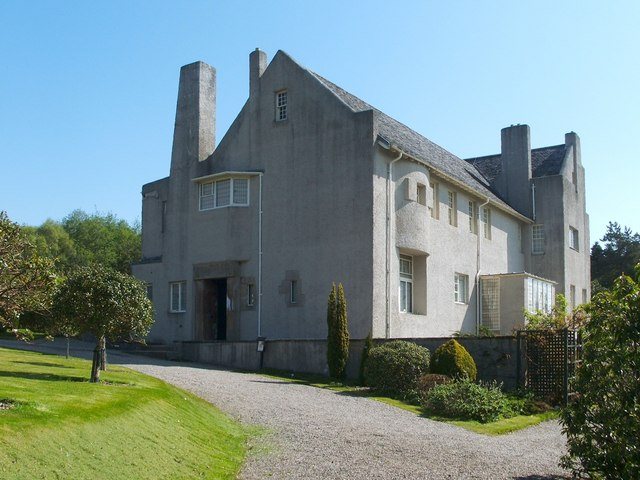 The Hill House, Helensburgh