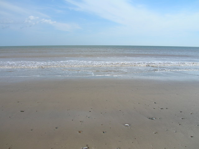 Beach, Kilnsea Warren