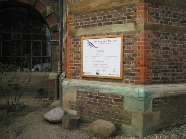 The Sedgwick Museum