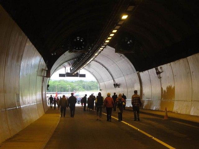 Hindhead Tunnel Vision