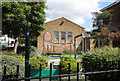 TQ3083 : All Saints, Carnegie Street, Islington by John Salmon