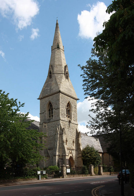 St Andrew, Thornhill Square, Barnsbury