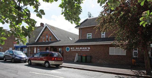 St Alban's Christian Centre, Wakefield Street