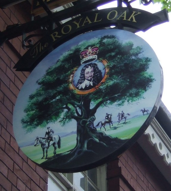 Royal Oak - Compton Road