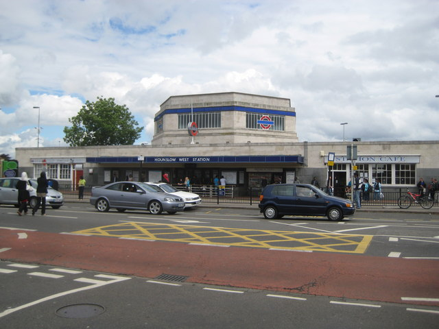 Hounslow West Underground Station
