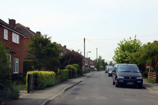 Mickle Way in Forest Hill