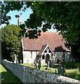 SU7892 : Cadmore End church : Week 19
