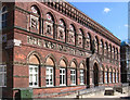 SJ8649 : Burslem - Wedgwood Institute by Dave Bevis