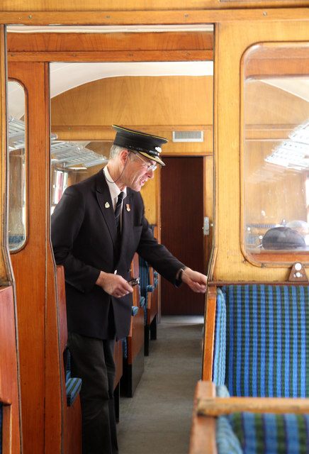 The Ticket Inspector