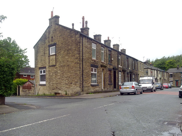 Haugh Lane, Newhey