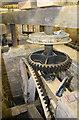 SO7348 : Archer's Mill, Cradley - gearing by Chris Allen