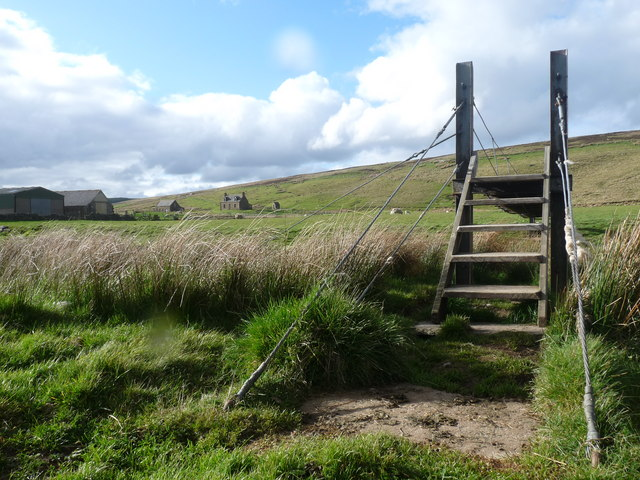 Footbridge over Berriedale Water