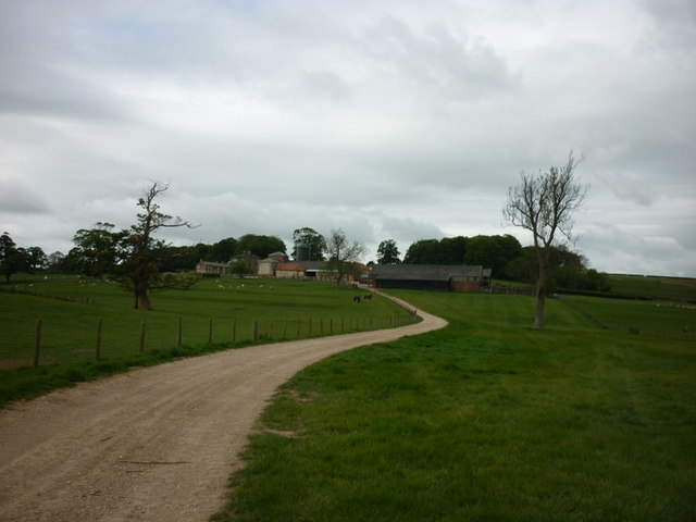 Croome House Farm, Sledmere, East Yorkshire