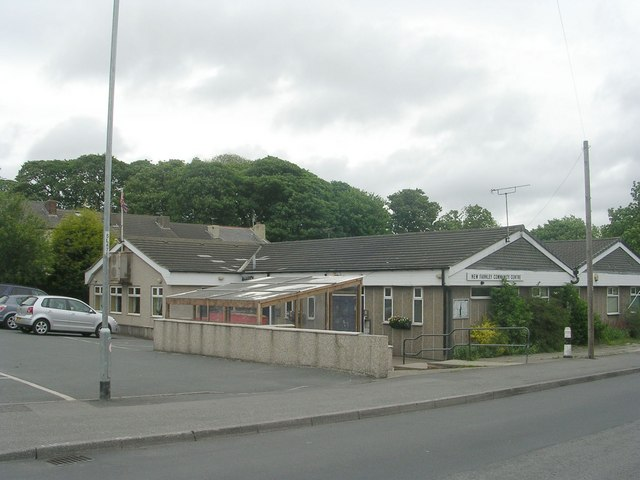New Farnley Community Centre - Low Moor Side