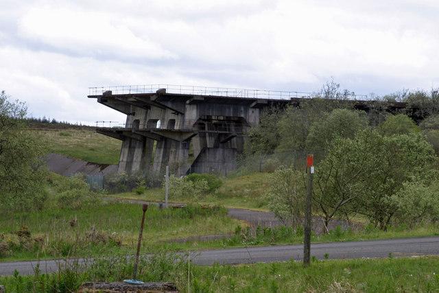 RAF Spadeadam - Greymare Hill
