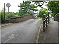 SJ6085 : Red Lane Bridge over the Bridgewater Canal by M J Richardson