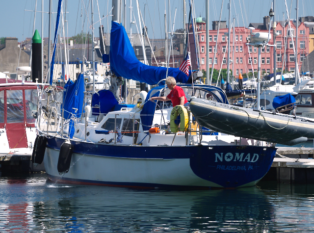 The 'Nomad' at Bangor