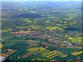 TL6221 : Great Dunmow from the air by Thomas Nugent