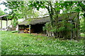 SU7790 : Barn at Poynatts Farm by Graham Horn