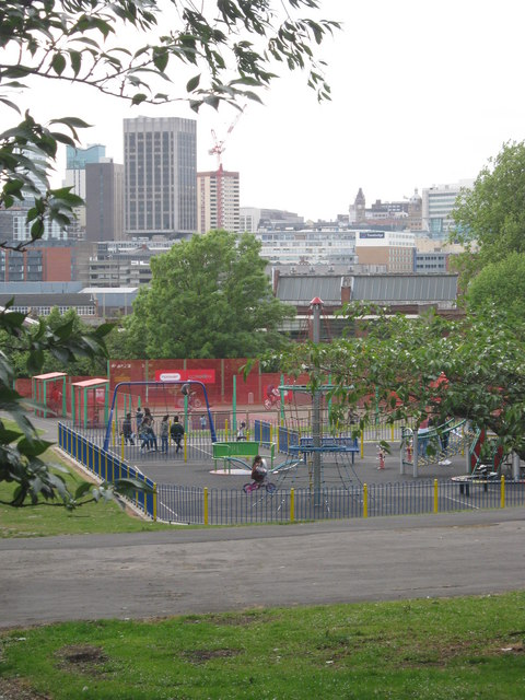 Play area, Highgate Park