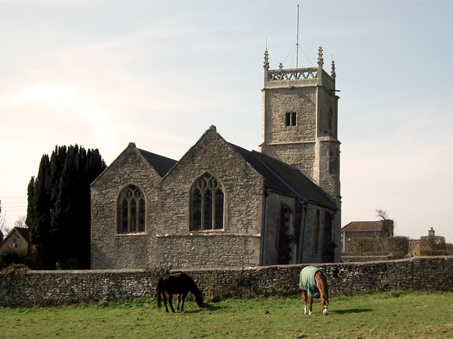 St Bridget's Church, Chelvey