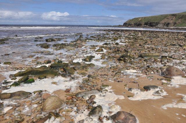 Shoreline Melvich Bay