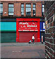 J3374 : Barber shop, Belfast by Rossographer
