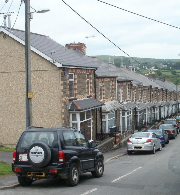 Wainfelin Avenue, Pontypool