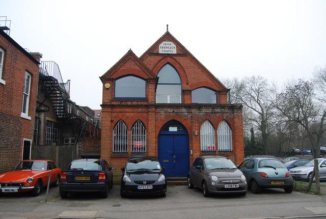Former Ebeneezer Chapel, Bradford St