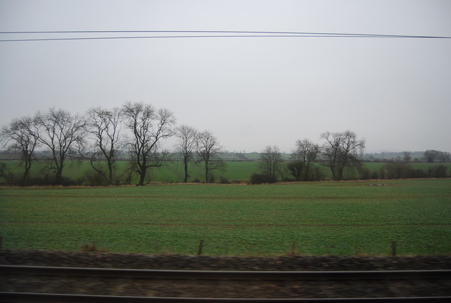An arable landscape between North Otterington and South Otterington