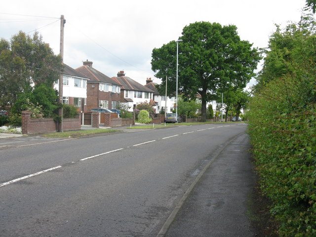 London Road [A49], Stretton