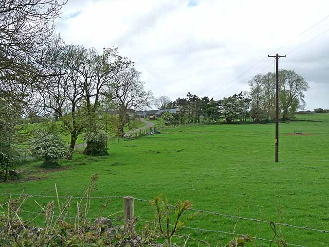 Farm at Clooneencarra