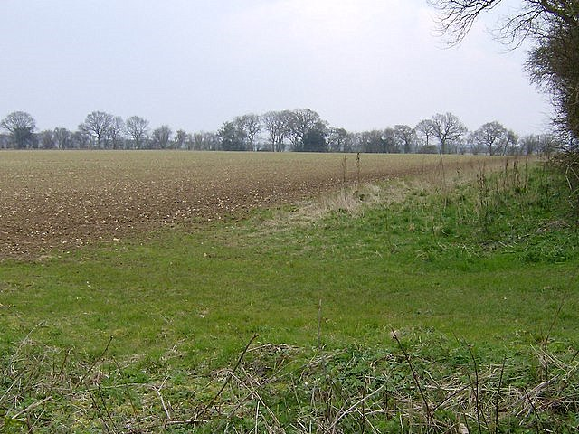 Arable land at Ridgeway Farm