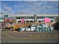 TL3946 : Garden Centre facade by Given Up