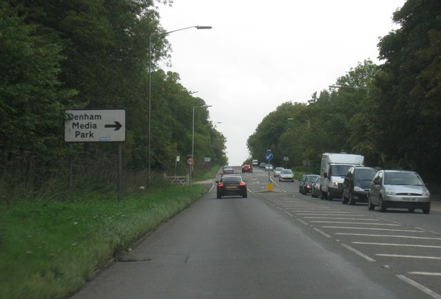 A412 - North Orbital Road
