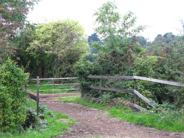 Bridge over the Little Quaggy