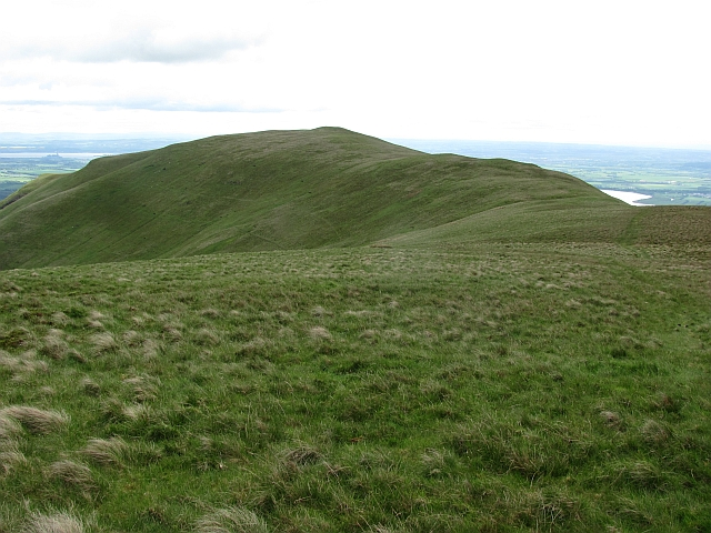 South ridge of Bengengie Hill