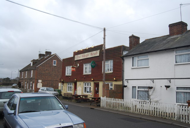The King's Head, Five Oak Green